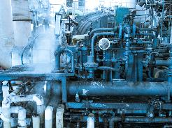 中水処理施設に関する業務